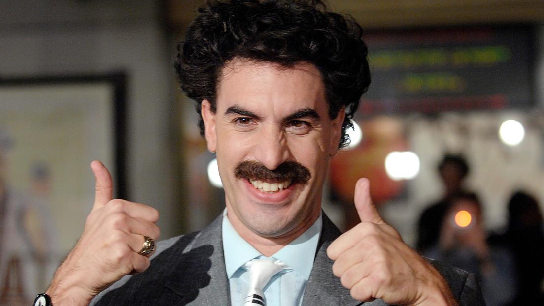 Kazajistán adopta una famosa frase de 'Borat' como su nuevo eslogan turístico