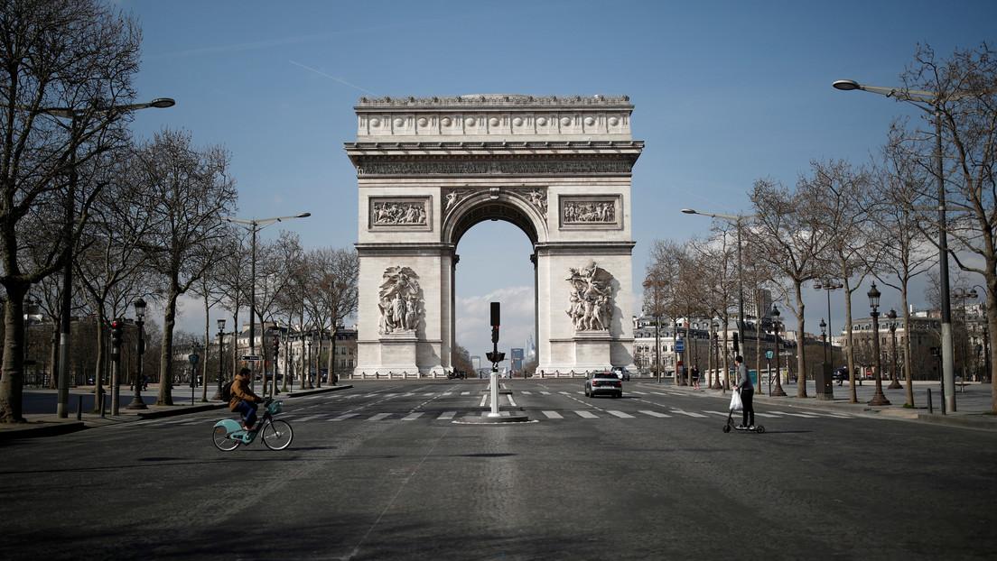 Macron podría anunciar hoy un confinamiento de un mes en toda Francia para frenar el coronavirus