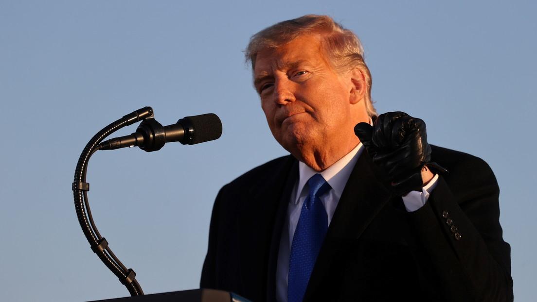 Trump afirma que Rusia y China envidian el armamento y el poder militar de EE.UU.