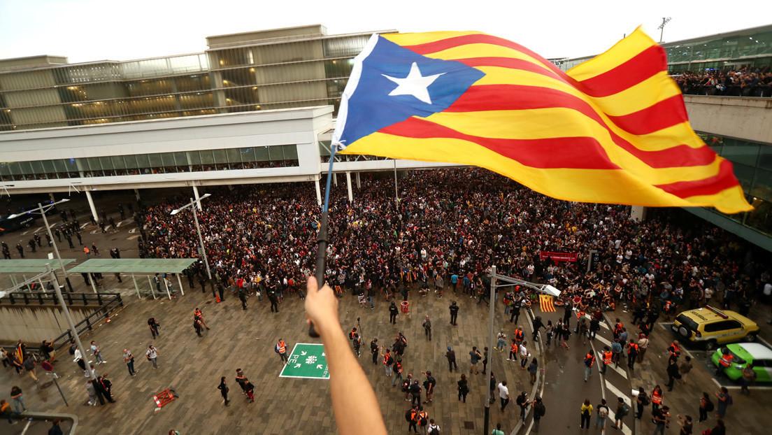 Detienen en España a varios empresarios por la presunta financiación ilegal del independentismo catalán