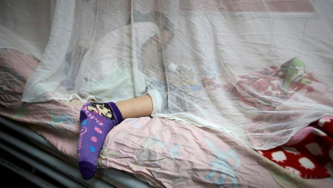 Perú detecta el primer caso de difteria en 20 años en una niña que no estaba vacunada