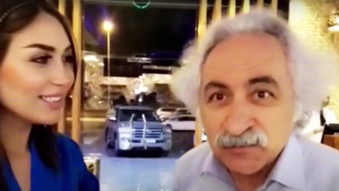 FOTOS: Un 'clon' de Albert Einstein se convierte en estrella de la Red