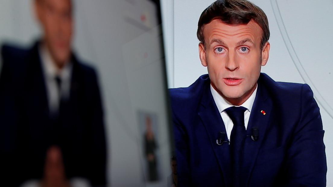 Macron anuncia un confinamiento en toda Francia a partir del viernes