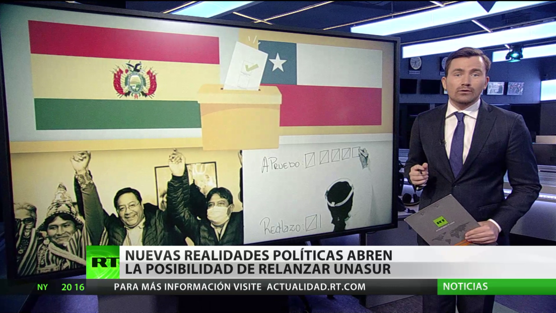 Las nuevas realidades políticas en América Latina apuntan a posible renacimiento de la UNASUR