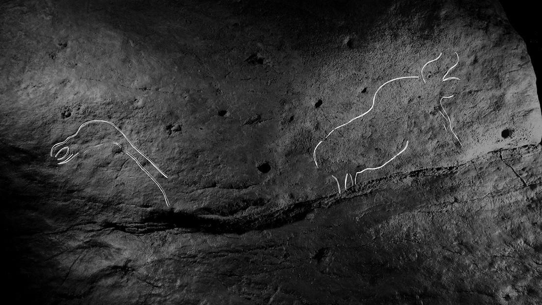 Descubren que pinturas rupestres del norte de España tienen 'estilo francés'
