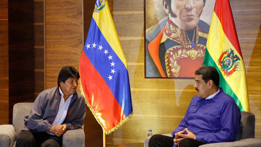 El gobierno de facto de Bolivia no invita a Evo Morales ni a Nicolás Maduro a la toma de posesión de Luis Arce