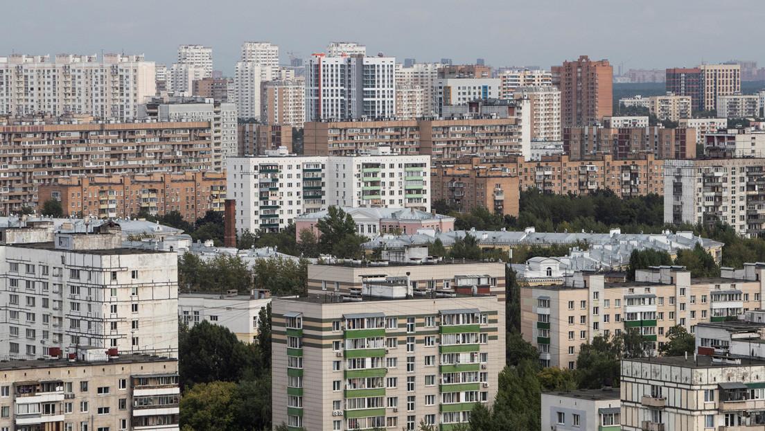 """Putin: """"El decrecimiento económico en Rusia será mucho menor que en otros países"""""""