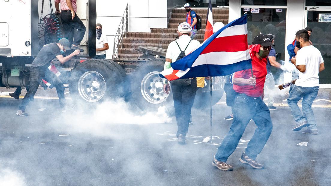"""""""La Costa Rica donde no pasaba nada está quedando en el pasado"""": ¿qué viene tras el cese de las protestas en el país de la 'pura vida'?"""
