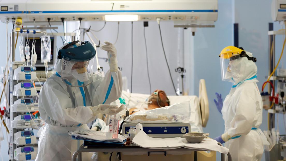 Italia registra un nuevo récord de contagios con 26.831 casos de coronavirus en la última jornada