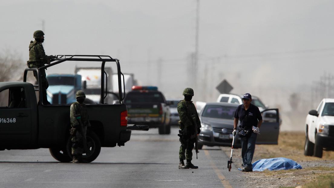 Hallan ocho cadáveres baleados y maniatados en el estado mexicano de Chihuahua