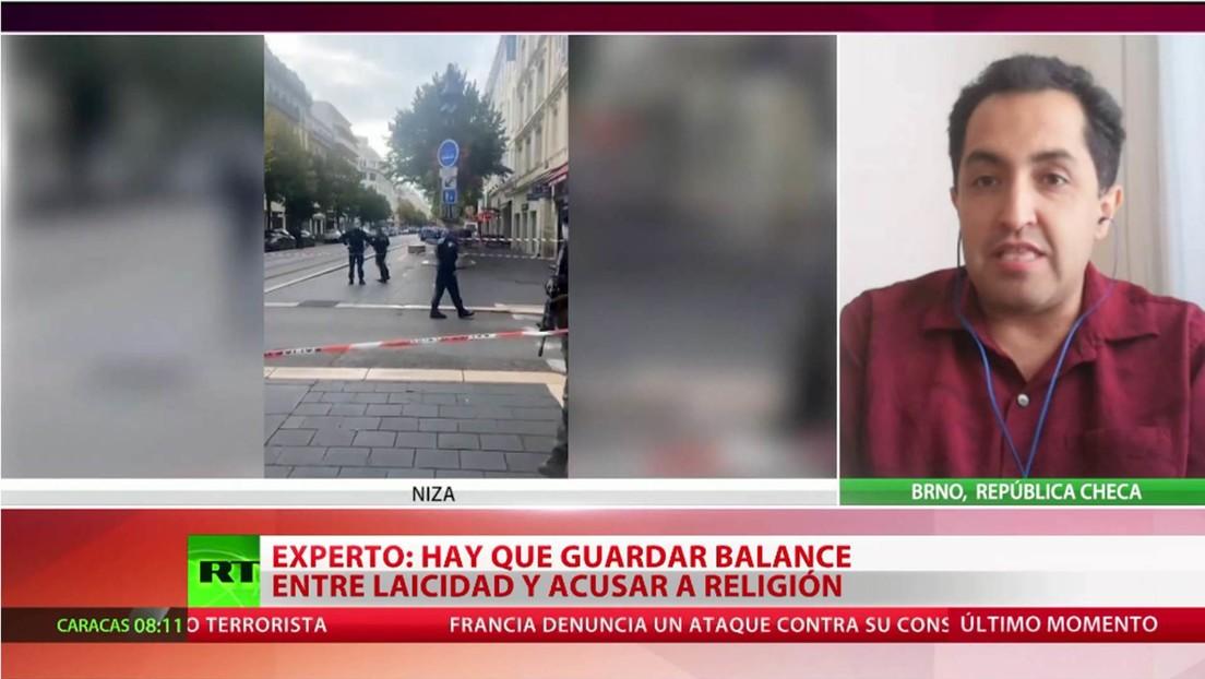 """Experto: La escalada del conflicto religioso """"puede traer muchos riesgos en la sociedad francesa"""""""
