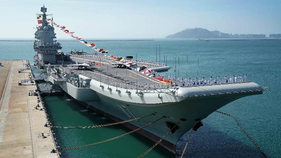 El primer portaviones chino de fabricación nacional completa las pruebas en el mar