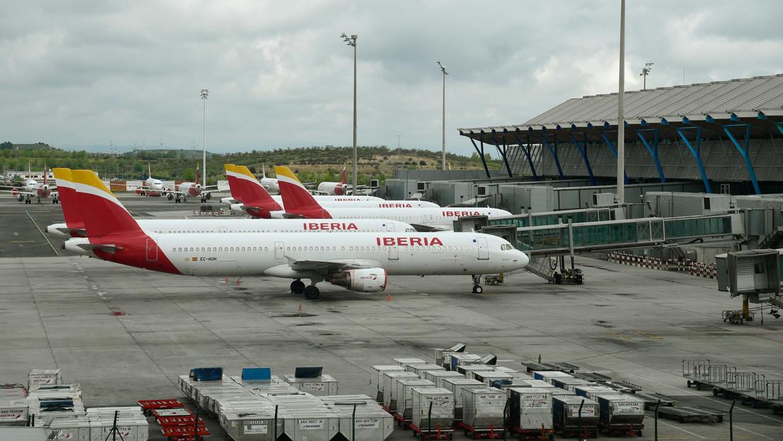 """""""El 11S supuso un 10 % de lo que ha pasado ahora"""": el sector de la aviación en España, en una profunda crisis por la pandemia"""