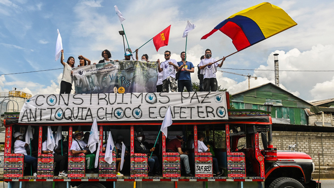 """""""Peregrinación por la vida y por la paz"""": Las 6 preguntas (y respuestas) sobre la nueva marcha que se dirige a Bogotá para hacer reclamos a Duque"""