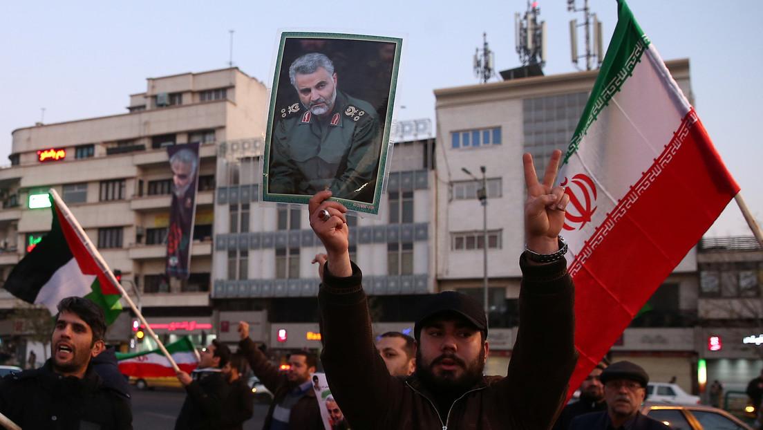 """Reportan que altos cargos del Pentágono están en alerta de """"amenaza activa"""" por el asesinato del general iraní Soleimani"""
