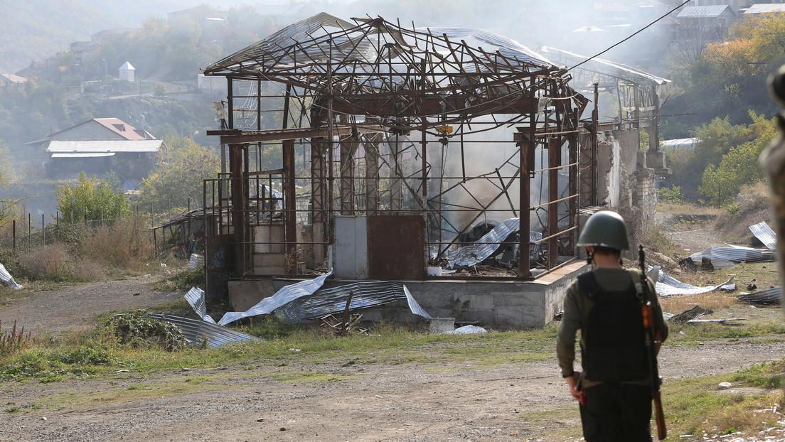 Bakú y Ereván acuerdan en Ginebra no dirigir ataques contra población civil y objetos no militares