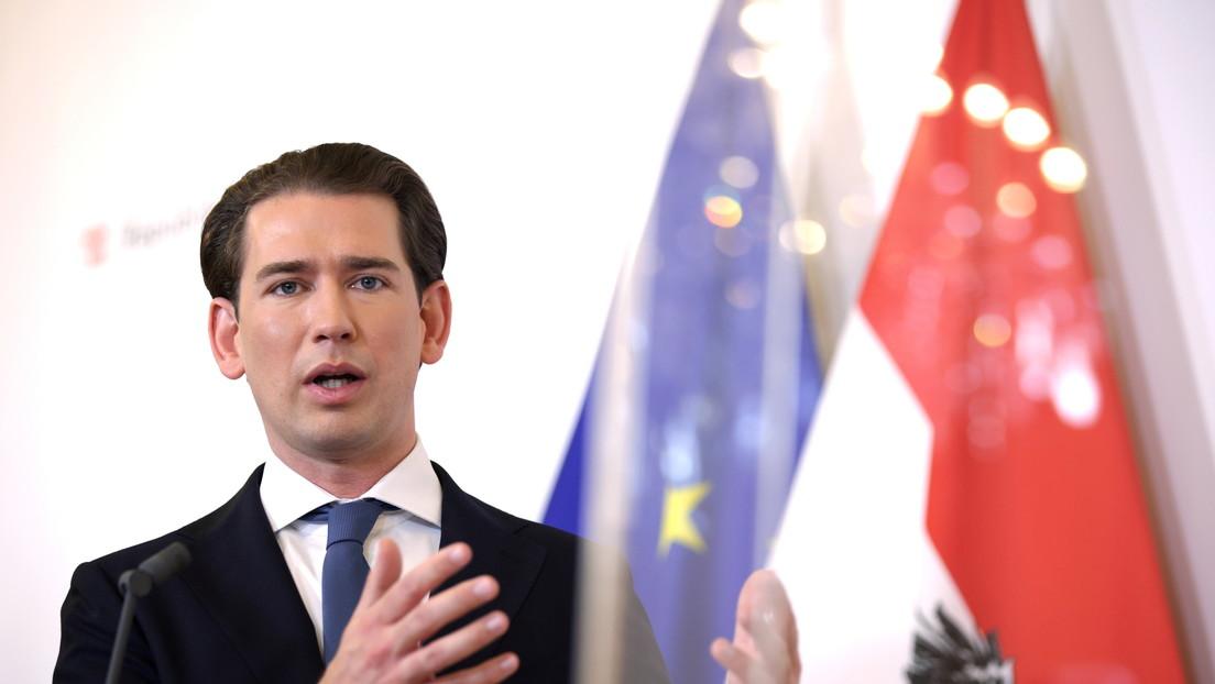 "El canciller de Austria se compromete a combatir ""el islam político"" tras un ataque contra una iglesia católica"