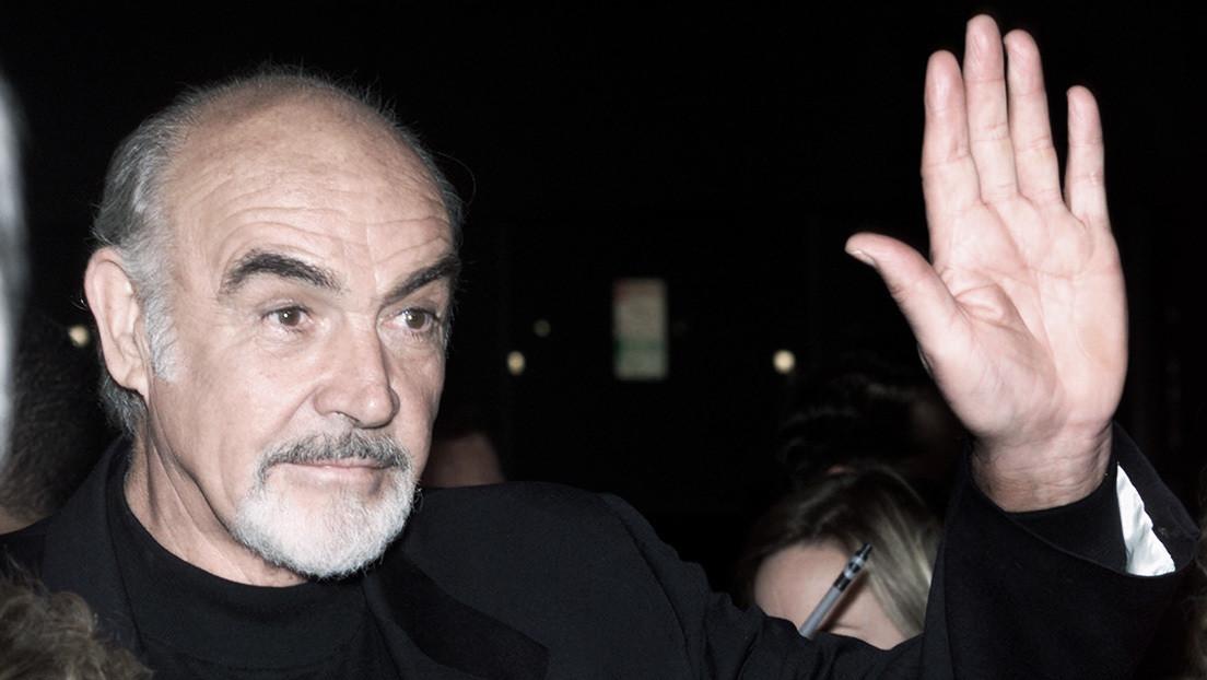 Fallece a los 90 años el célebre actor Sean Connery