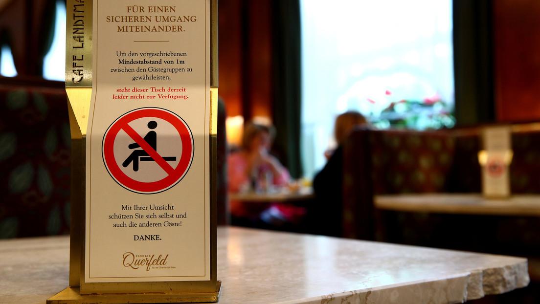 Austria anuncia un segundo bloqueo con el cierre de restaurantes y hoteles
