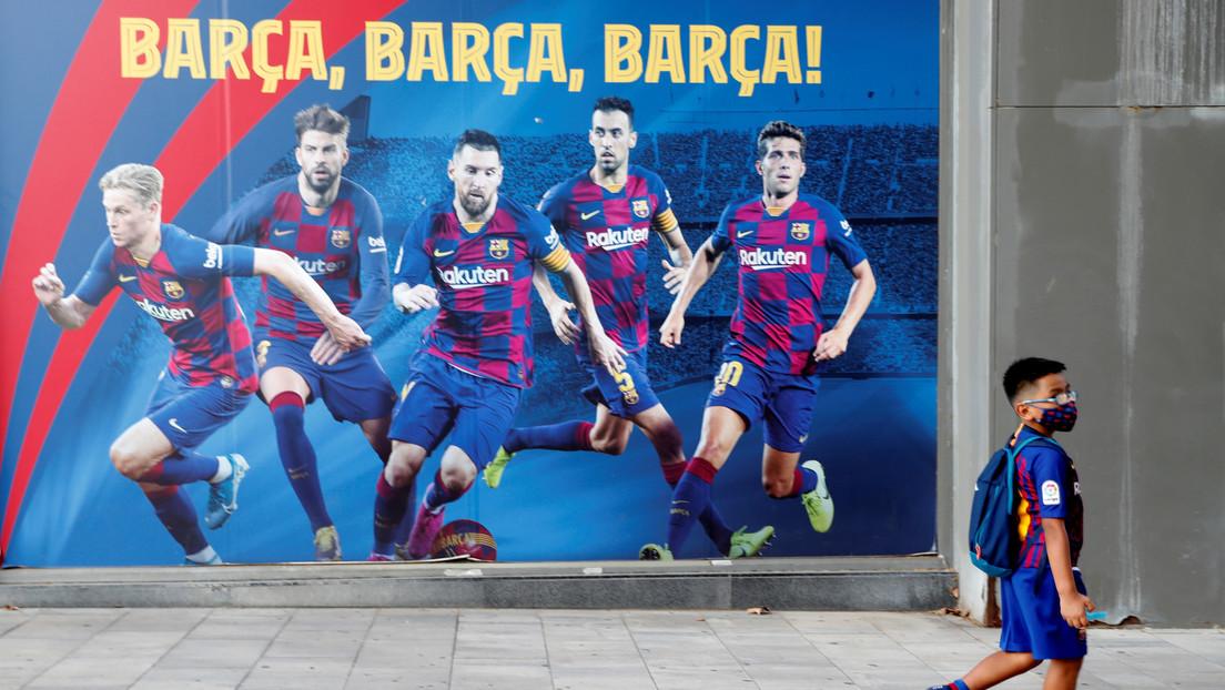 El FC Barcelona podría entrar en bancarrota en 2021 si no recorta 190 millones de euros en salarios