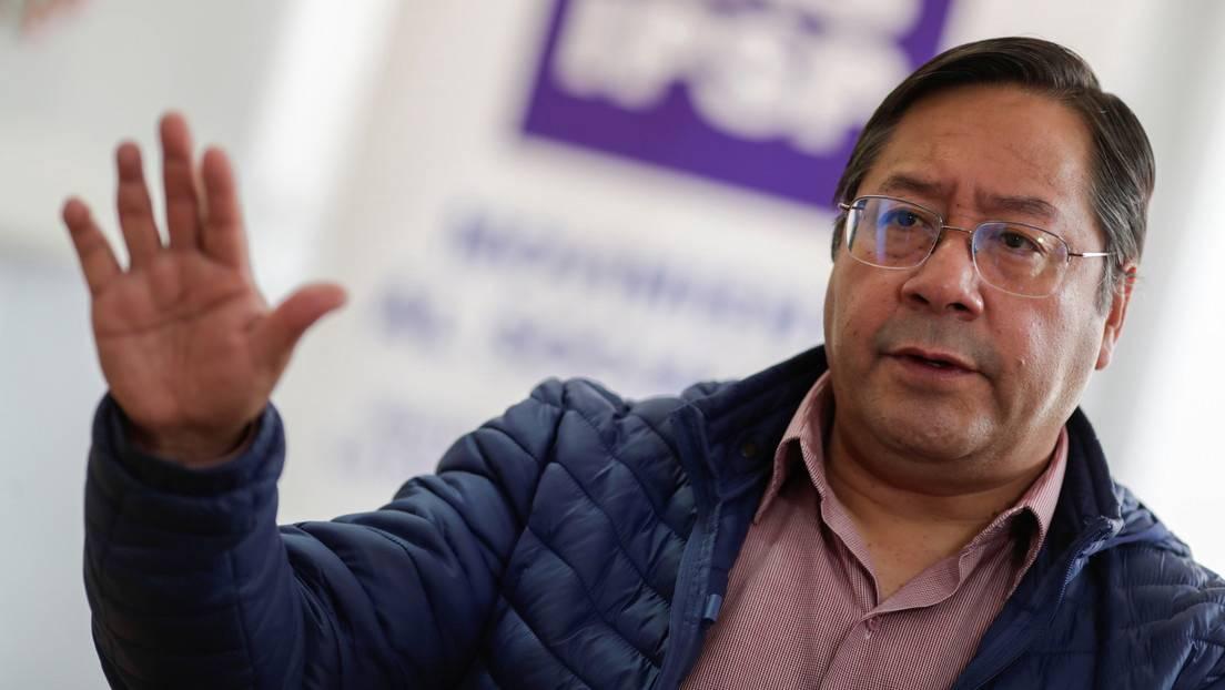 Luis Arce pide la renuncia del secretario general de la OEA, Luis Almagro,  y dice que no le importan sus felicitaciones - RT