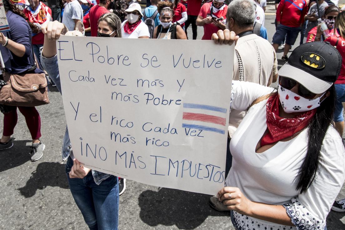 Qué buscaba Costa Rica con el FMI y por qué el presidente Carlos Alvarado retiró la propuesta | Noticias de Buenaventura, Colombia y el Mundo