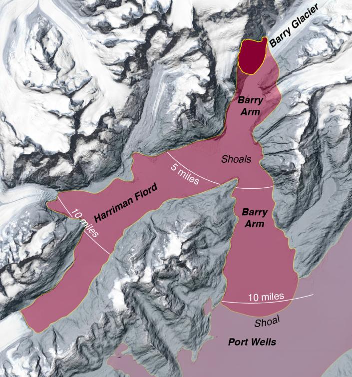 Terremoto y alerta de tsunami en Alaska