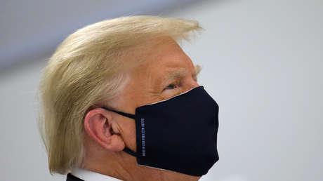 El tuit de Trump sobre su contagio de coronavirus acumula más de medio millón de me gusta en una hora