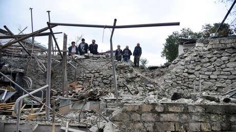 Bakú: Armenia atacó con proyectiles la ciudad azerbaiyana de Mingechevir, que alberga una central hidroeléctrica