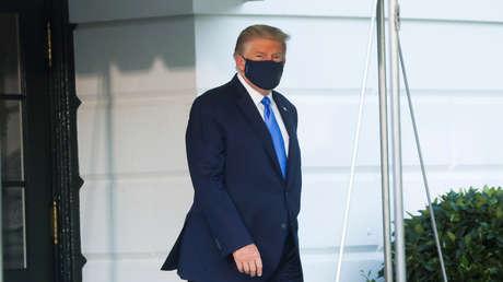 Facebook elimina publicación de Trump en la que dice que la gripe es más letal que el covid-19