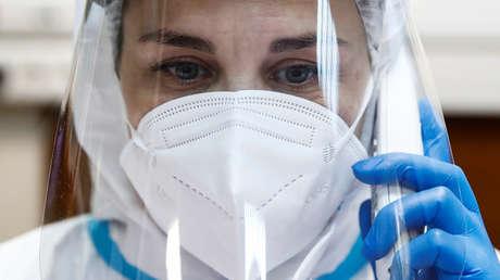 Rusia registra 12.846 nuevos casos de coronavirus y 197 muertes en las últimas 24 horas