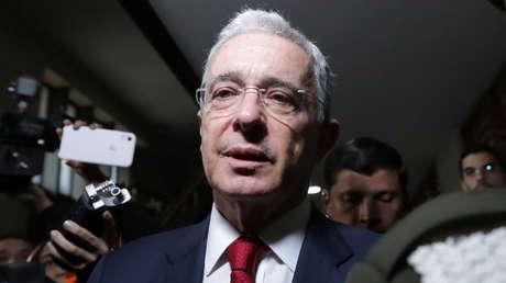 Conceden la libertad inmediata al expresidente colombiano Álvaro Uribe