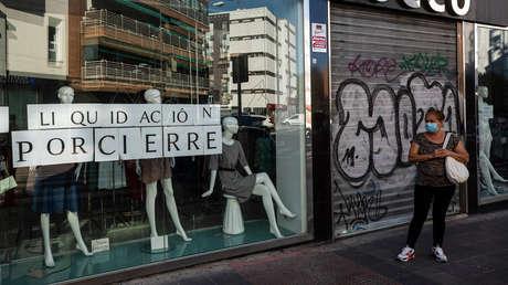 La economía española será la más golpeada por el coronavirus, según el FMI