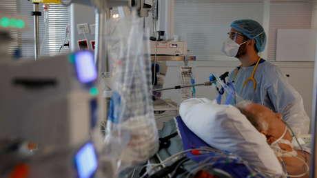Francia registra más de 32.400 casos de coronavirus en 24 horas, récord diario absoluto en toda Europa