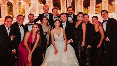 Más de 100 personas dan positivo por covid-19 tras asistir a la boda de un actor mexicano con 300 invitados