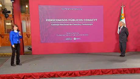 """López Obrador presenta un informe que evidencia la corrupción en los fideicomisos: """"Esto es apenas el prólogo"""""""