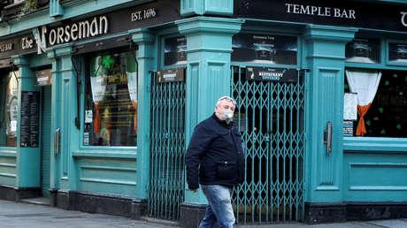 Irlanda podría multar con hasta 2.500 euros y seis meses de cárcel por hacer fiestas en casa tras decretar el nivel máximo de alerta por covid-19