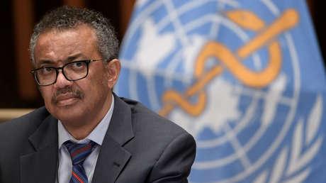 """OMS: """"El mundo ahora se encuentra en una coyuntura crítica de la pandemia y algunos países están en un camino peligroso"""""""