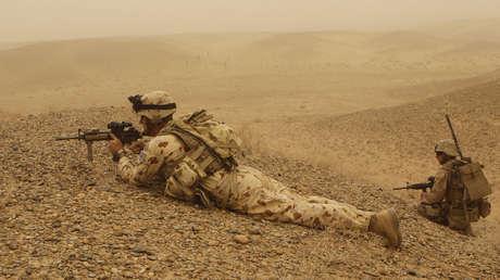 Marine de EE.UU. cuenta cómo fuerzas especiales australianas ejecutaron a un prisionero afgano solo porque no había espacio para él en un helicóptero