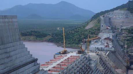 """Trump sagt, Ägypten werde den Great Renaissance Dam """"in die Luft jagen"""" und Äthiopien reagiert auf seine """"kriegerischen Drohungen""""."""