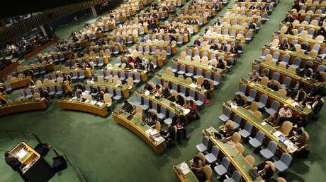 América Latina propone realizar una asamblea extraordinaria de la ONU para reactivar la economía tras la pandemia de covid-19