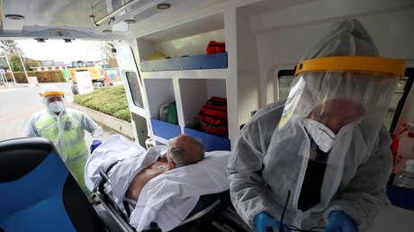 """""""Se avecina un terrible problema"""": Bélgica envía pacientes con covid-19 a Alemania"""