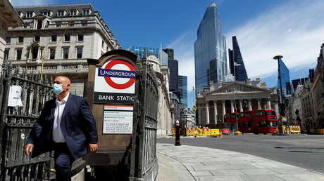 Boris Johnson anuncia un mes de confinamiento en Inglaterra por el aumento de casos de coronavirus