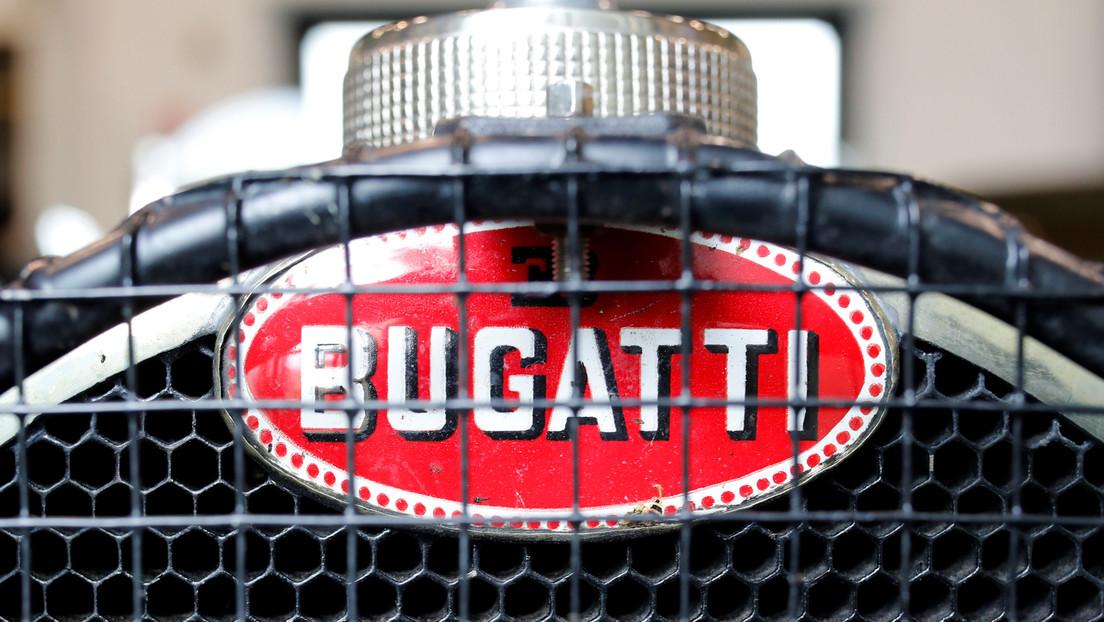 VIDEO, FOTOS: Así es el nuevo Bugatti Bolide, un 'monstruo con peso pluma' que supera en pista los 500 km/h