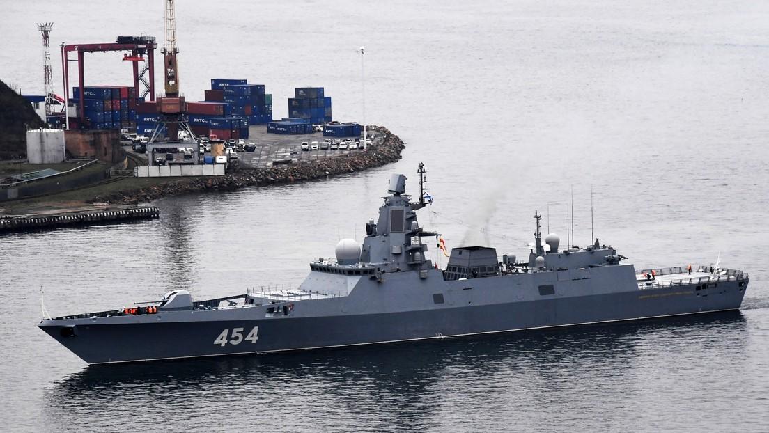 Rusia podría lanzar en noviembre su novedoso misil hipersónico Tsirkón a una distancia de 1.000 kilómetros