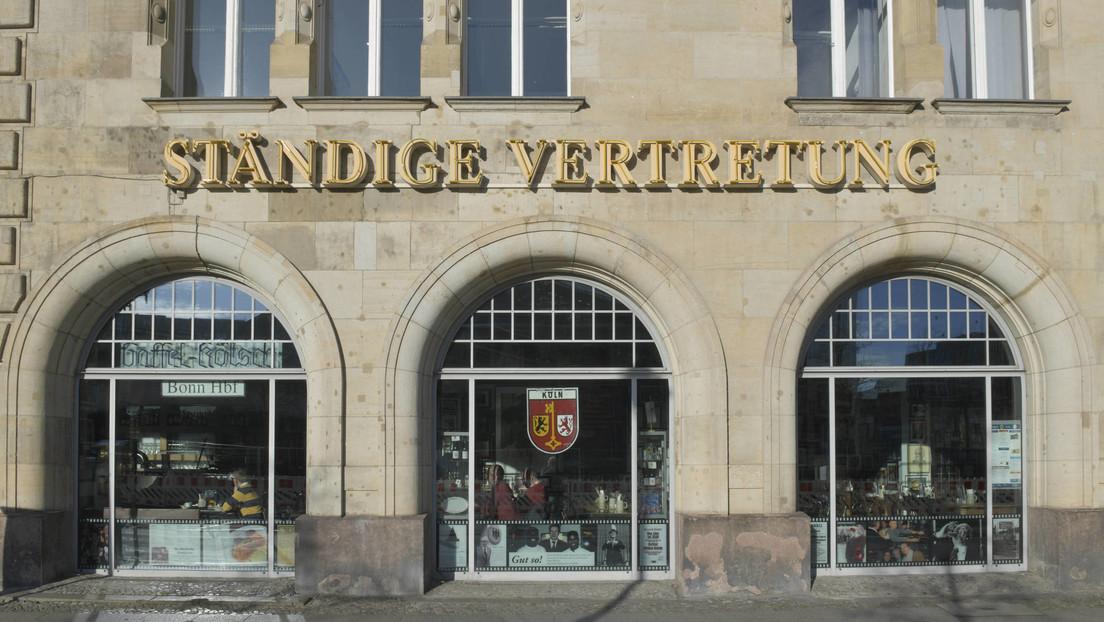 Una cervecería de culto de Berlín incluye a Merkel en la lista negra