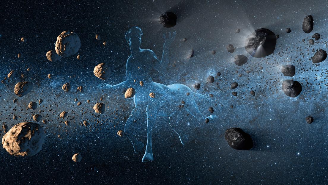 Los astrónomos descubren actividad que emana de un extraño híbrido de cometa y asteroide