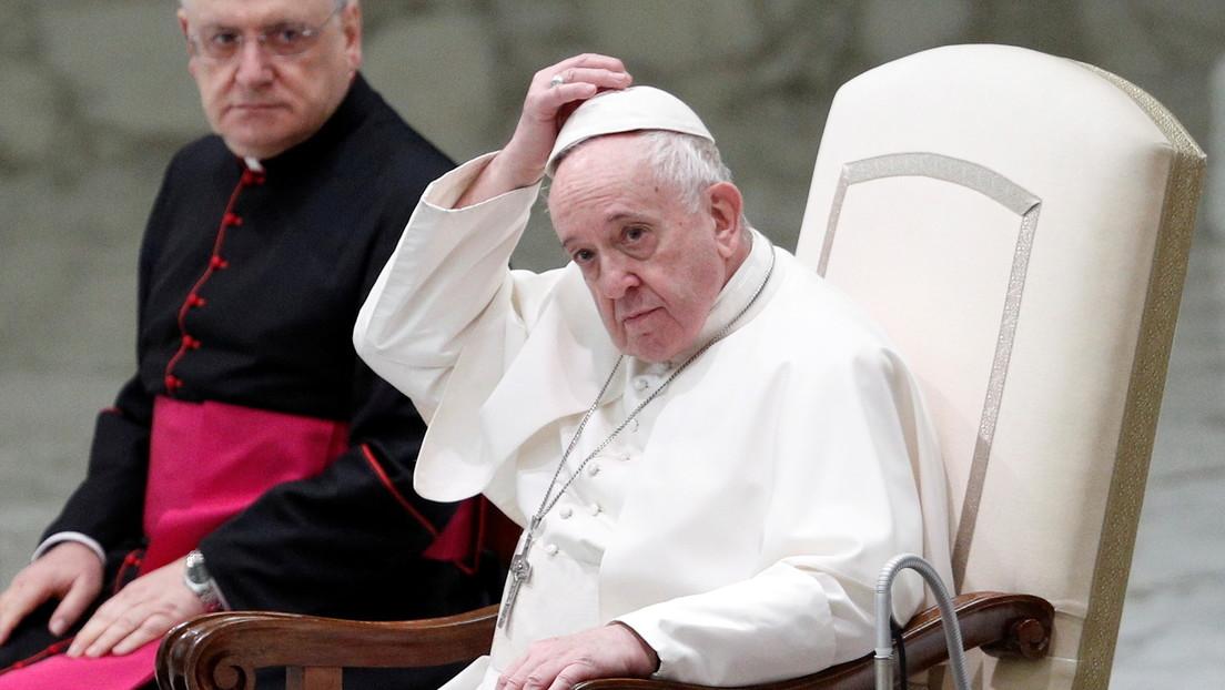 El Vaticano comenta las declaraciones del papa Francisco sobre las uniones civiles homosexuales