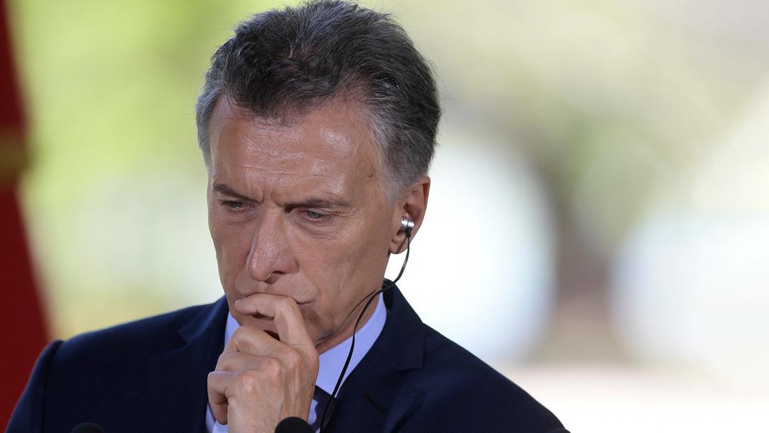 Un fiscal del caso ARA San Juan pide la indagatoria del expresidente Macri por su presunta responsabilidad en el hundimiento del submarino