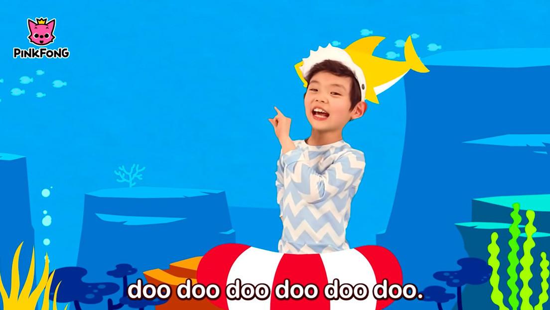 'Baby Shark' se convierte en el video más visto de la historia de YouTube, al superar a 'Despacito'